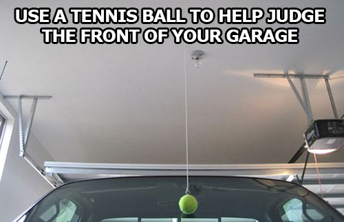 life-hack-cars-tennis-ball-garage